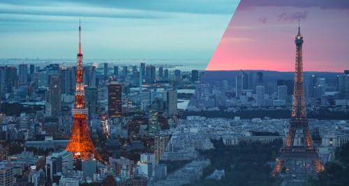 Japan - Europe